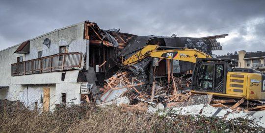 Milner Group Amrikko's Demolition